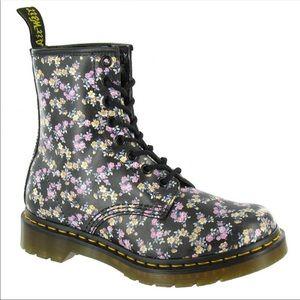 Dr. Martens 1460 Mini Tydee Floral Boot